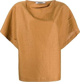 Hussein Chalayan Blusa taglio comodo - Color marrone