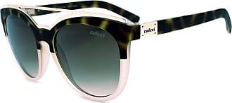 Colcci Óculos de Sol Colcci NINA 2 C0097 FC3 34 Tartaruga Lente Marrom Degradê Tam 52