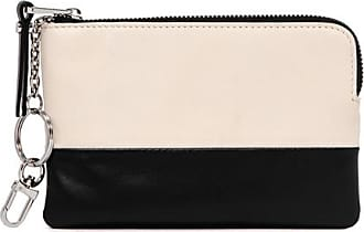 Gianni Chiarini bicolored small white wallet