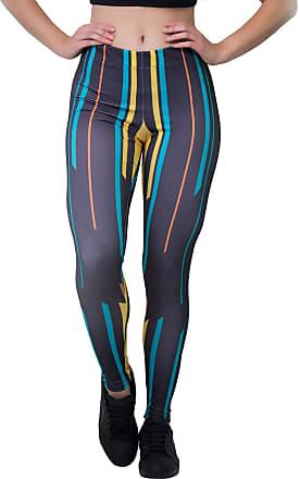 Kaisan Calça Feminina Legging Direct Lines