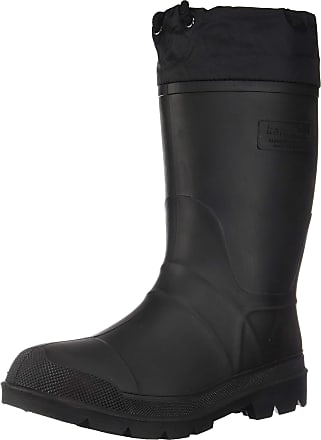 kamik Hunter, Mens Wellington Boots, Black (Black-Noir), 9.5 Child UK (10 US) (27 EU)