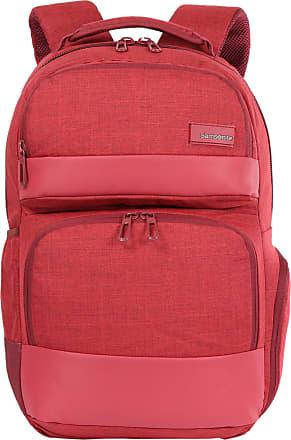 Samsonite Mochila Unissex Laptop - Vermelho