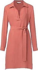 YaYa Midi-Kleid mit Gürtel und Seitentaschen - 10