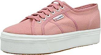 Superga 2790 Linea Updown Flatform Damen Sneaker,Pink (dusty rose),36 EU a25a48657b