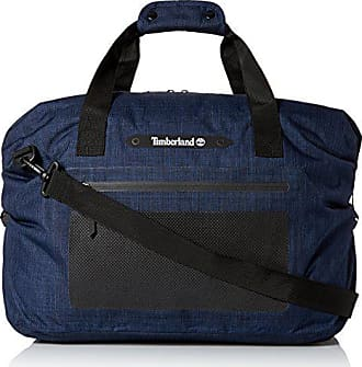 Timberland Mens Baxter Lake Waterproof Duffel Bag, Black Iris