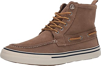 Sperry Top-Sider Sperry Mens Bahama Storm Boot Boat Shoe, Buff Check, 11.5 UK