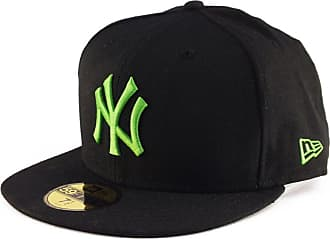 New Era Cap SEASONAL BASIC NEW YORK YANKEES black lime green 72c4b8cd8a7d
