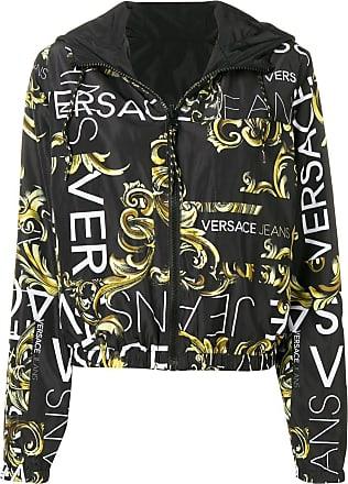 Versace Jeans Couture veste bomber imprimée baroque - Noir 4d1f73a0b92