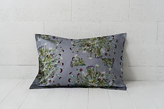 Dreamon Pillow cover Crown Of Flower Grey
