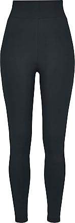 Urban Classics Ladies High Waist Leggings - Leggings - schwarz