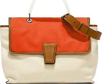 Gianni Chiarini medium size elettra hand bag color orange
