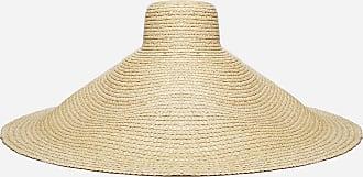 Jacquemus Valensole woven raffia oversized hat - JACQUEMUS - woman