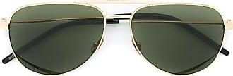 Saint Laurent Eyewear Óculos de sol Classic 11 - Estampado
