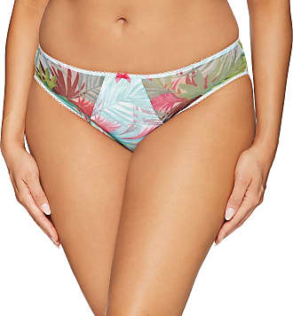 Elomi Womens Kelly Brief, Jungle, XXX-Large