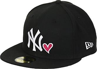 New Era New York Yankees Cap - 59Fifty NY Love Black White b0c499cc027d