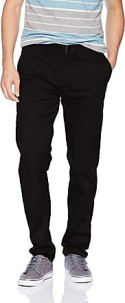 Quiksilver Mens New Everyday Union Pant, Black, 34