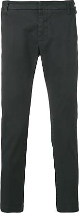 Entre Amis slim fit trousers - Azul