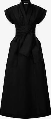 Three Graces London Clarissa Dress in Black