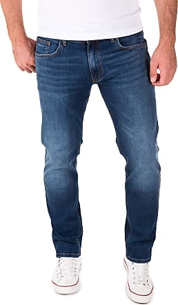Yazubi Jeans for Man Jean Men Straight Mens Trousers Pants Akon Slim Fit Leg Casual Used Skinny, Blue (Dark Denim 194118), W31/L30
