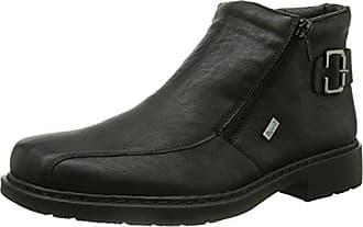 Rieker Herren 32861 Kurzschaft Stiefel, (schwarz   00), 46 EU 75724408af