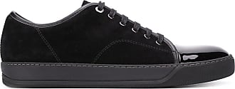 Lanvin DBBI low-top sneakers - Black