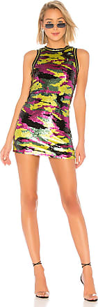 X by NBD Taviana Embellished Mini Dress in Sage