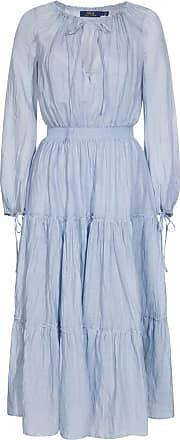 Polo Ralph Lauren Maxikleid (Blau) - Damen