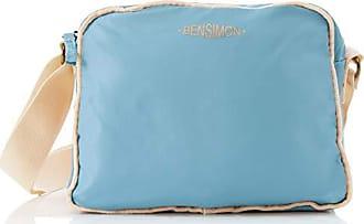 4d92c452ab Bensimon femme Small Besace Sac bandouliere Bleu (Celadon)