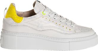 Janet Sport sneaker fondo cassetta, 36 / bianco