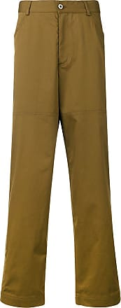 Qasimi relaxed trousers - Green