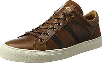 75a45ef262a557 Pantofola D oro Pantofola DORO Herren Monza Uomo Low Sneaker Braun  (Tortoise Shell)