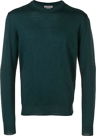 Corneliani crew neck sweater - Verde