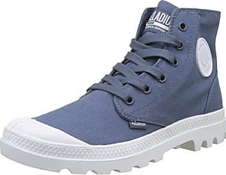 innovative design 8e9ad 93cec Palladium Pampa Hi Blanc Mixte, Baskets Hautes Adulte, Bleu (Vintage Indigo  L44)