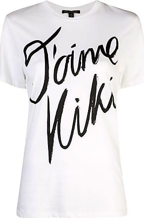 Kiki De Montparnasse Camiseta Jaime Kiki - Branco