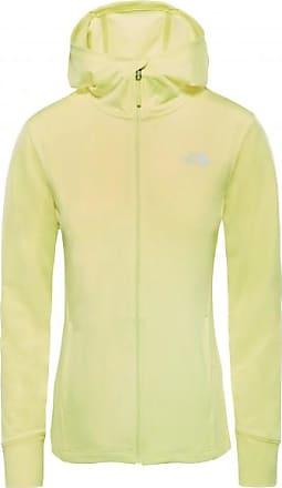 7264938dd0547f The North Face Hikesteller Hoody Fleecejacke für Damen | beige/gelb