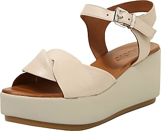 Inuovo 123041 Womens Sandals White Size: 2/2.5 UK