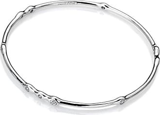 Acotis Limited Emozioni Nettare Stainless steel Silver Plated Bangle EB076