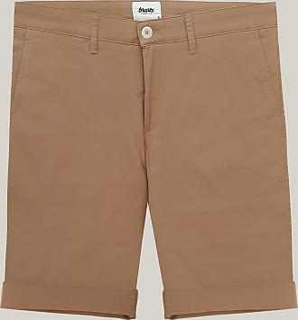 Brava Fabrics Bermuda Hombre - Bermuda para hombre - 100% Algodón Orgánico - Modelo Roar Roar Essential Bermuda