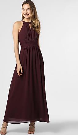 Vila Damen Abendkleid - Vimilina rot