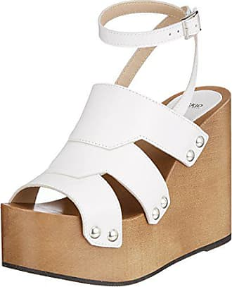 Tommy Hilfiger Feminine Wedge Sandal Basic amazon shoes neri Zeppa