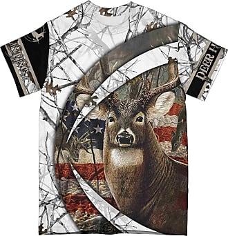 NA Deer Hunting 3D Shirt