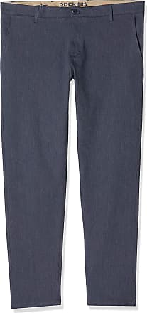 Dockers Mens Smart 360 Flex Chino Tapered Trouser, Blue (Doyle Estate Blue 0022), W31/L32 (Size: 31 32)