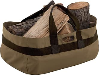 Classic Accessories Hickory Jumbo Log Carrier - Earth - 55-201-012401-EC