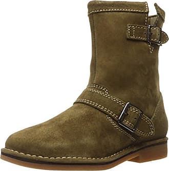 Hush Puppies Womens Aydin Catelyn Boot,Dark Olive Suede,6 W US