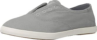 Keds Womens Chillax Laceless Slip on Sneaker Grey Size: 3.5 UK