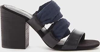 Kelsi Dagger Monaco Black WomenS Heel 7.5 Sandals