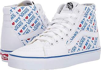 Vans SK8-Hitm ((I heart Vans) True White True White) 840ab7245