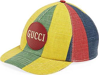 Gucci Cappello da baseball a righe Baiadera