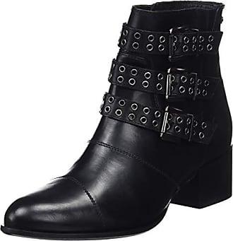 Pepe Jeans London London Damen Waterloo Berlin Stiefeletten, Schwarz (Black  999), 39 87979aa650