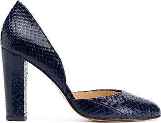 Tila March Sapato com salto - Azul